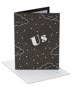 Us Romantic Card