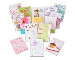 just for her birthday greeting bundle