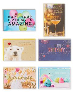 All Occasion Premium Card Assortment, 24-Count