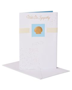 Healing Thoughts and Sympathy Card