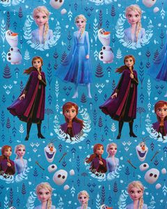 Frozen Wrapping Paper, 20 Total Sq. Ft.