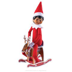The Elf on the Shelf® Orna-Moments, Rockin' Reindeer