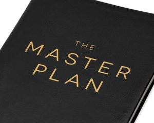 Eccolo Master Plan Style Journal