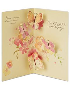 Butterflies Mother's Day Card