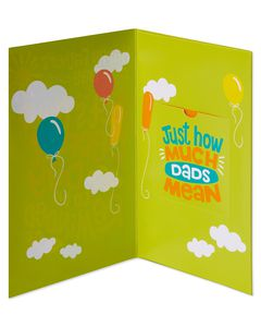 Perfect Day Father's Day Card
