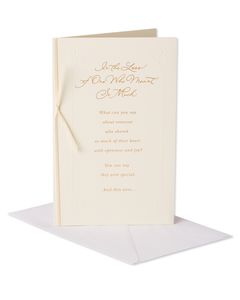 Openness and Joy Sympathy Card