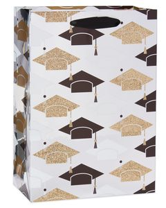 Small Graduation Caps Gift Bag