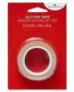 Gold Glitter Tape