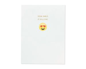 your smile valentine's day card