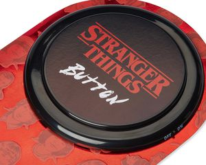 Stranger Things™ Button Card