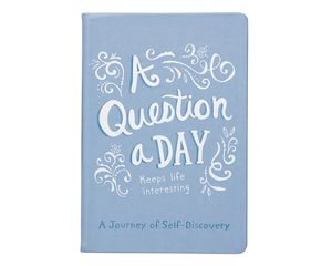 Eccolo Guided Question a Day Journal