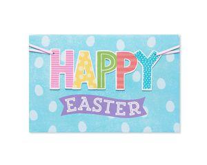 Polka Dot Easter Card