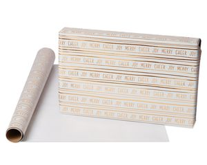 Cheer, Joy, Merry Christmas Wrapping Paper