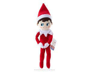 The Elf on the Shelf® Plushee Pal® Snuggler, Boy