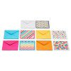 Bright Pattern Cards and Colored Envelopes, 30-Count