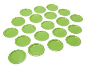 kiwi dessert paper plates 20 ct