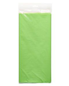 kiwi plastic table cover 54 in. x 108 in.