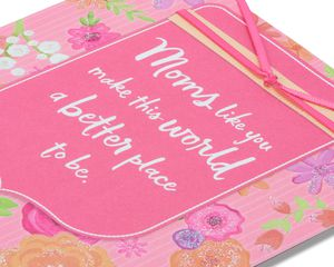 better place mother's day card
