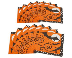 frightfully fancy lunch napkins, 16 ct.