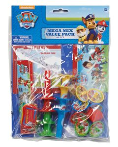 paw patrol party favor value pack 8 ct