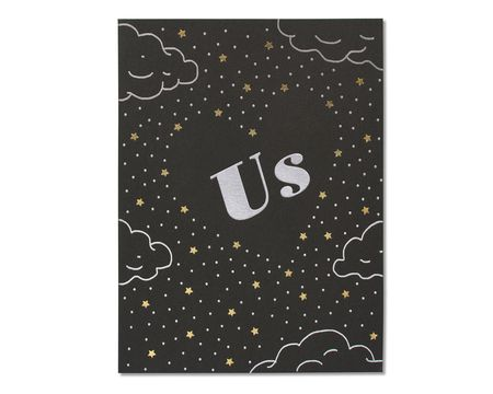 Us Romantic Card