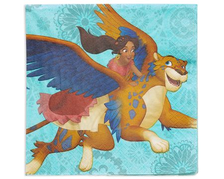 elena of avalor lunch napkins 16 ct