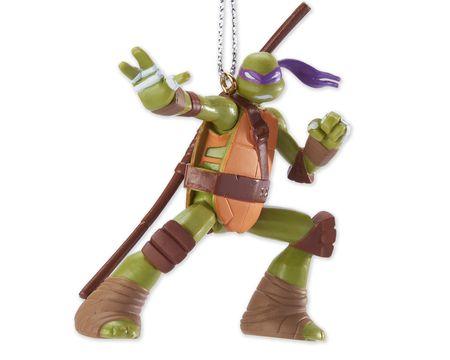 Teenage Mutant Ninja Turtles Donatello Christmas Tree Ornament