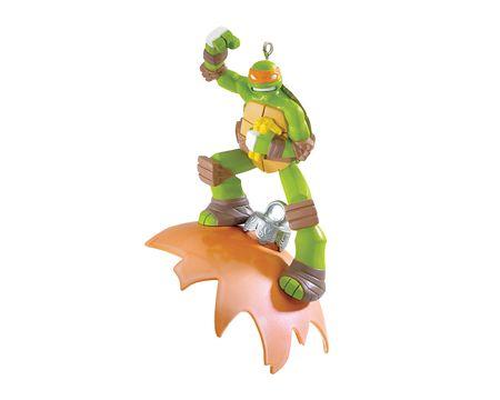 Teenage Mutant Ninja Turtles Michelangelo Ornament