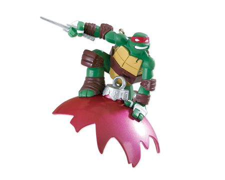 Teenage Mutant Ninja Turtles Raphael Ornament