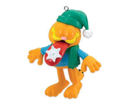 Garfield Christmas Tree Ornament
