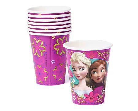 frozen paper cups 8 ct