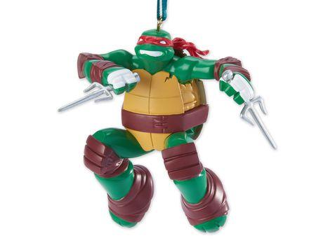 Teenage Mutant Ninja Turtles Raphael Christmas Tree Ornament
