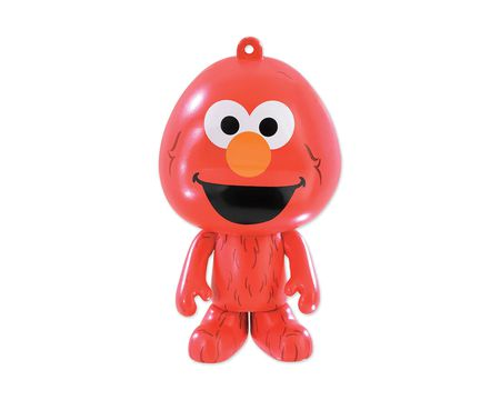 Vinyl Elmo Ornament