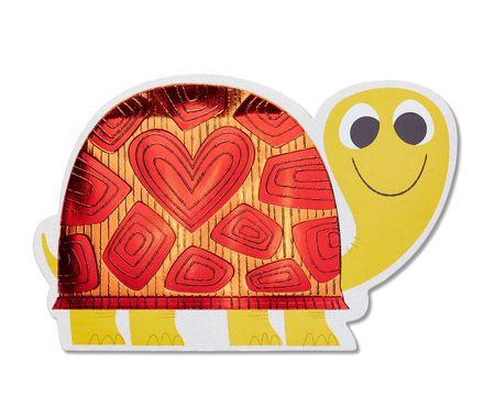 turtle valentine's day card