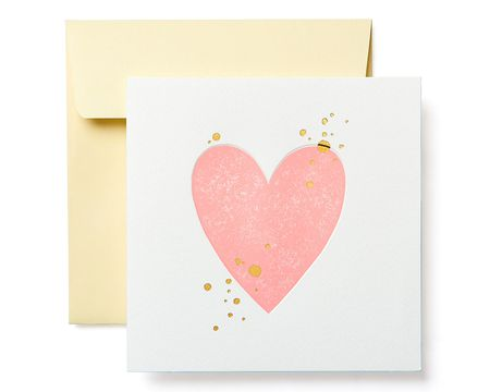 Thank you paper cards shop american greetings heart blank card birthday friendship thinking of you anniversary wedding m4hsunfo