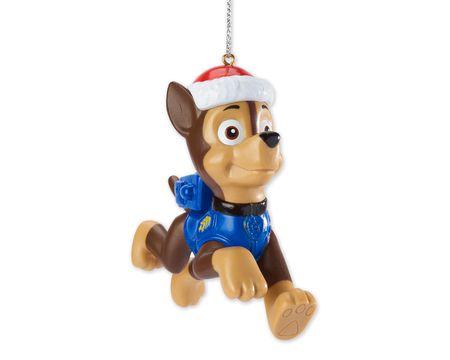 PAW Patrol Chase Christmas Tree Ornament