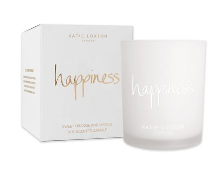 Katie Loxton Happiness Candle