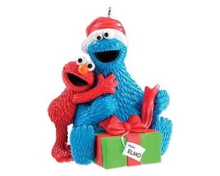 Sesame Street Ornament