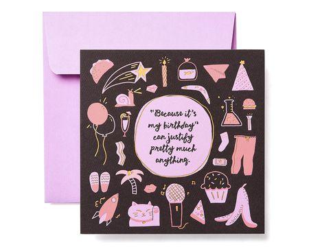 Present company paper cards for friend shop american greetings present company paper cards for friend m4hsunfo