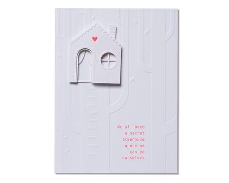 Secret Treehouse Thinking of You Card