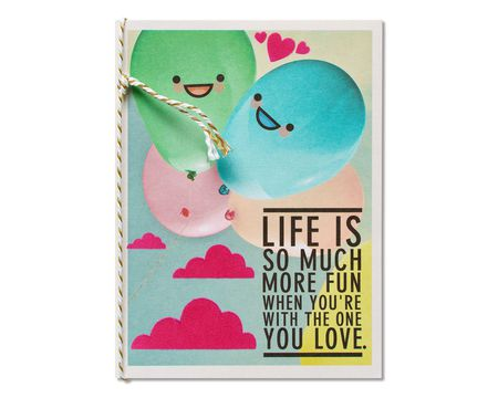 Romantic One and Only Birthday Card