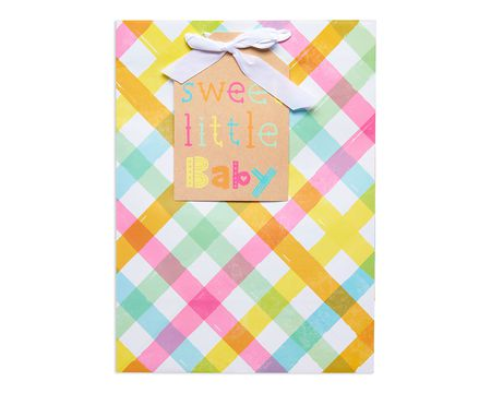 jumbo sweet little baby gift bag