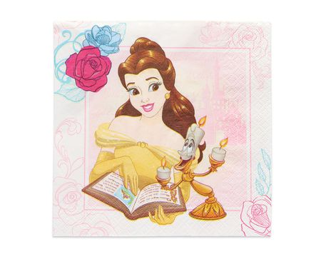 Beauty and the Beast 16-Count Lunch Napkins