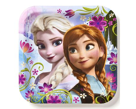 frozen dinner square plate 8 ct