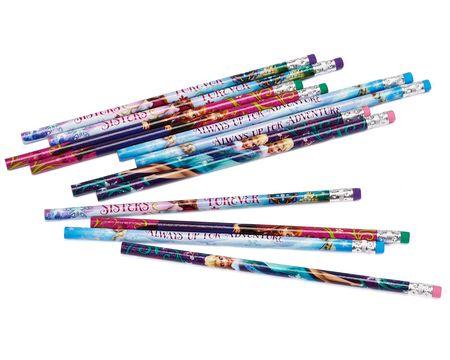 frozen pencils 12 ct