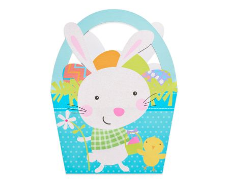 medium easter bunny gift bag