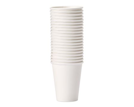 white paper cups 20 ct