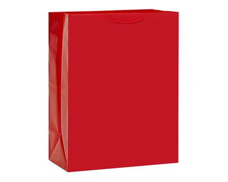 jumbo red gift bag