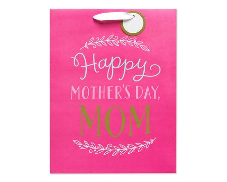 medium happy mother's day gift bag