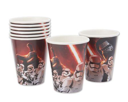 Star Wars Episode VII 9-oz. Paper Cups, 8 Count